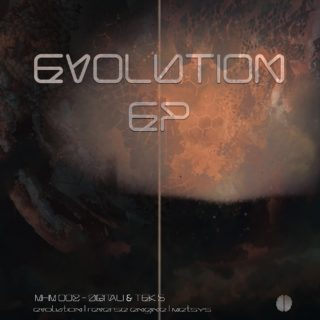 digital evolution ep